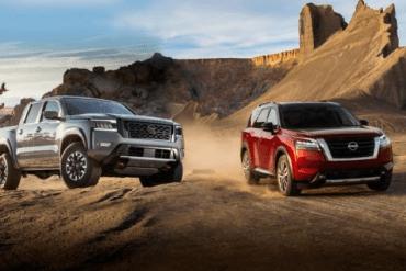 Nissan USA All New 2022 Pathfinder (2)