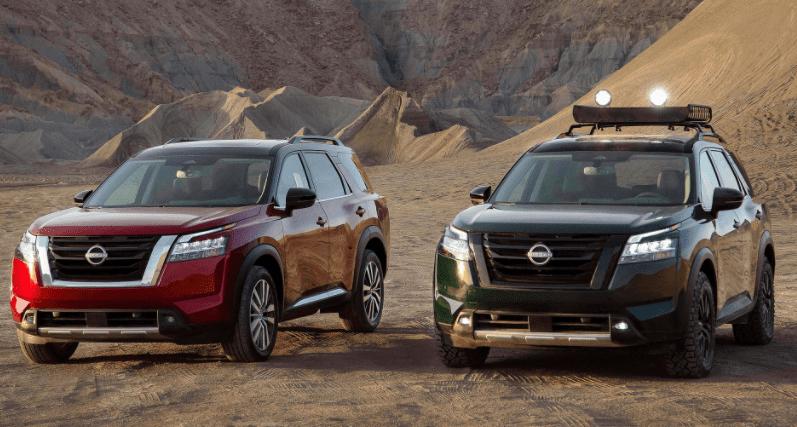 Nissan USA All New 2022 Pathfinder (4)