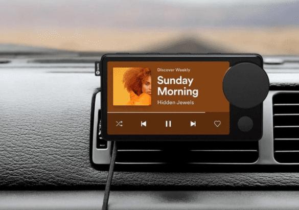 Spotify's Car Thing