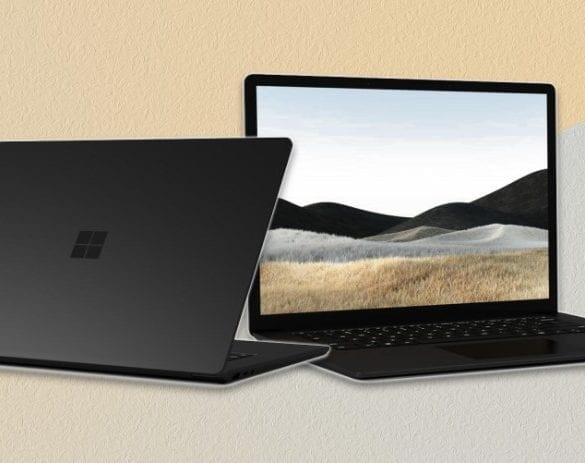 Surface Laptop 4 6