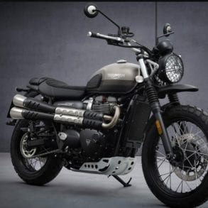 Triumph Motorcycles 2022 Street Scrambler 2