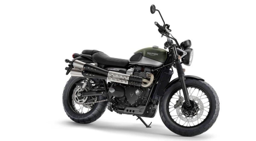Triumph Motorcycles 2022 Street Scrambler 6