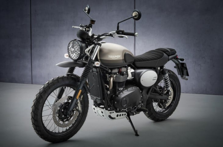 Triumph Motorcycles 2022 Street Scrambler 8