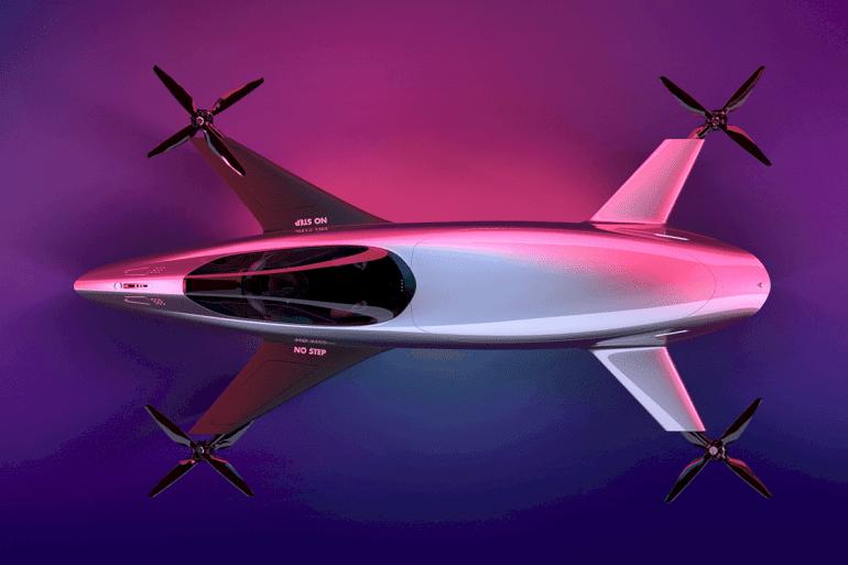 Airspeeder Mk 4 2