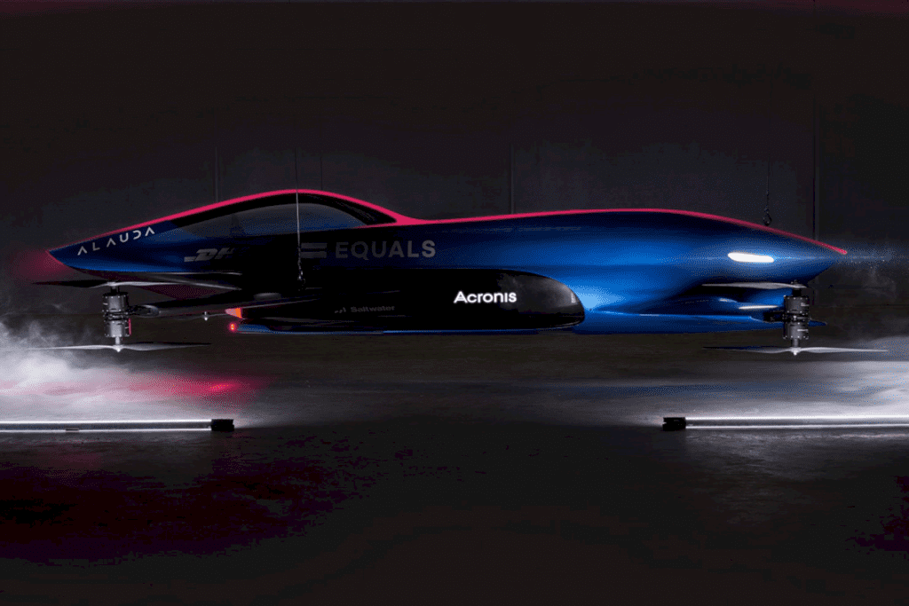 Airspeeder Mk 4 3