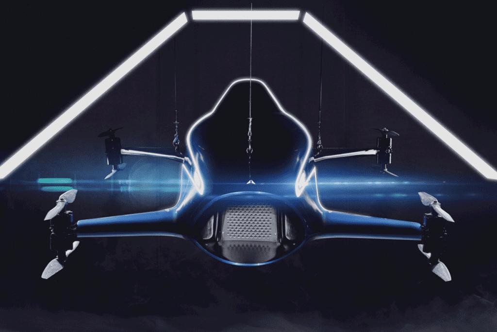 Airspeeder Mk 4 4