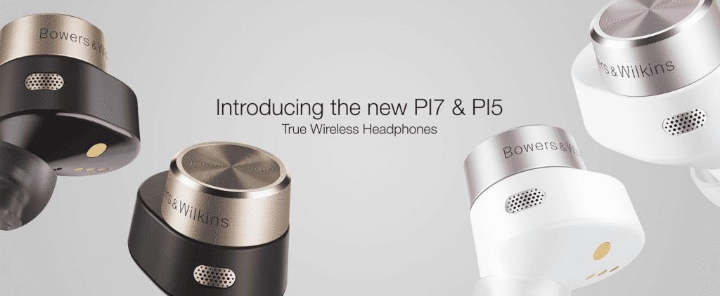 Bowers & Wilkins Pi7 Pi5 7