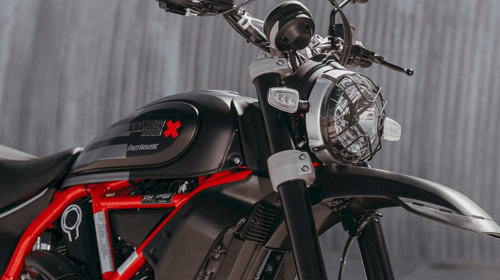 Ducati Scrambler Desert Sled Fasthouse 1