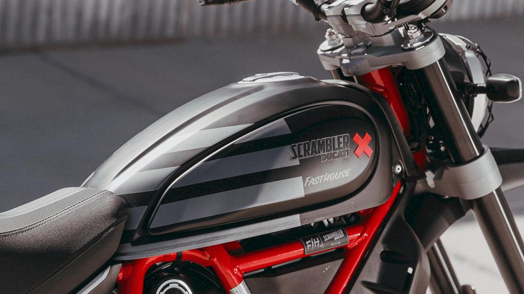 Ducati Scrambler Desert Sled Fasthouse 3