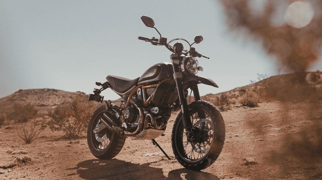 Ducati Scrambler Desert Sled Fasthouse 4