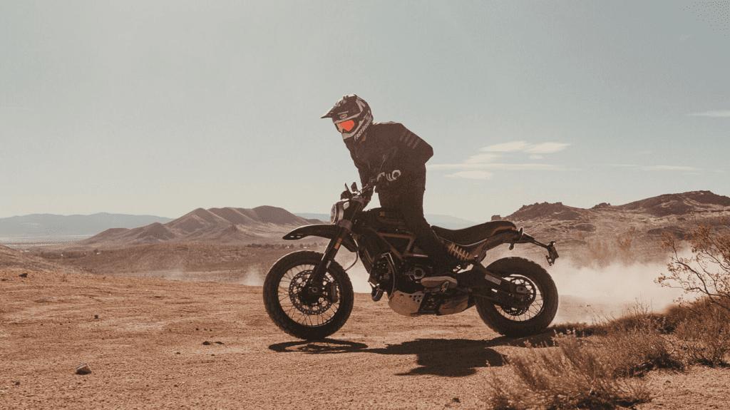 Ducati Scrambler Desert Sled Fasthouse 5