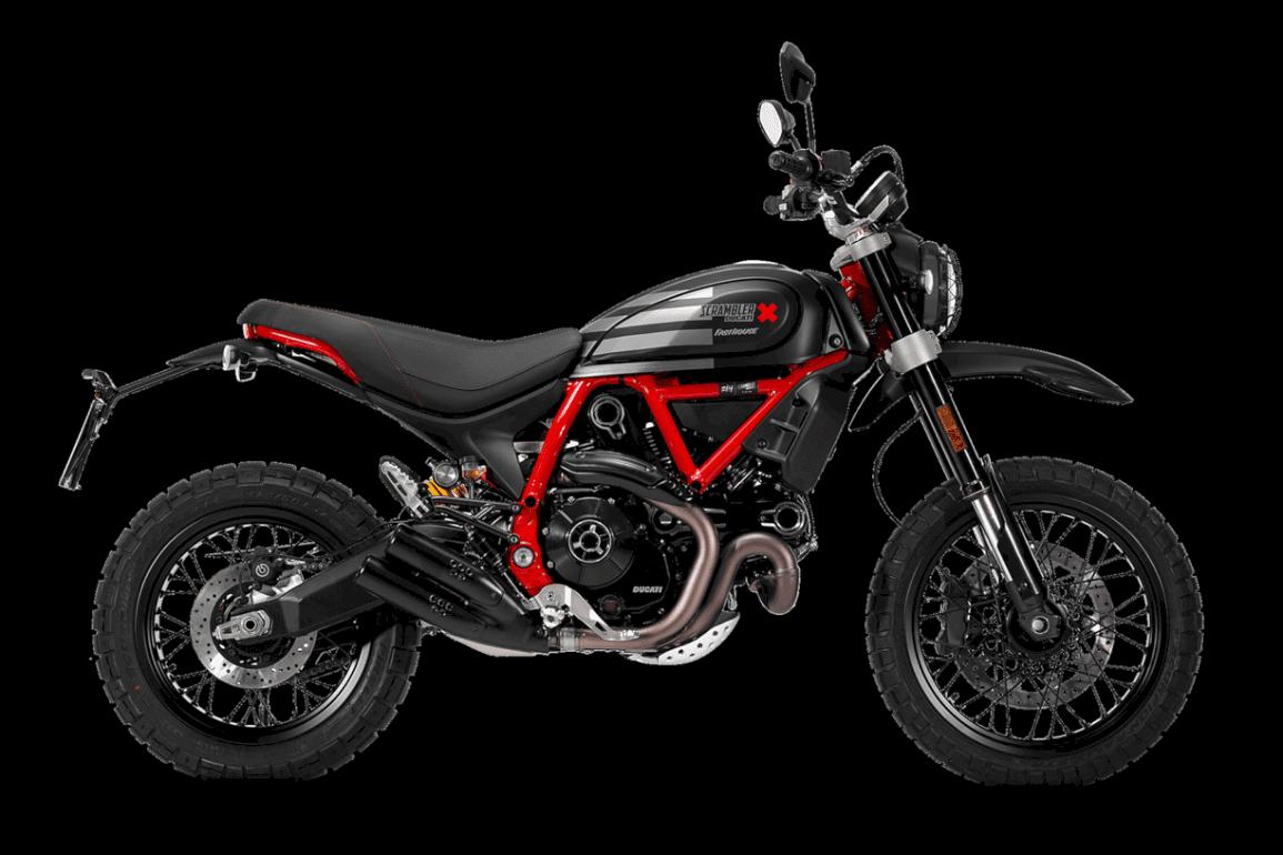 Ducati Scrambler Desert Sled Fasthouse 6