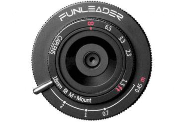Funleader Caplens 18mm F8 0 6