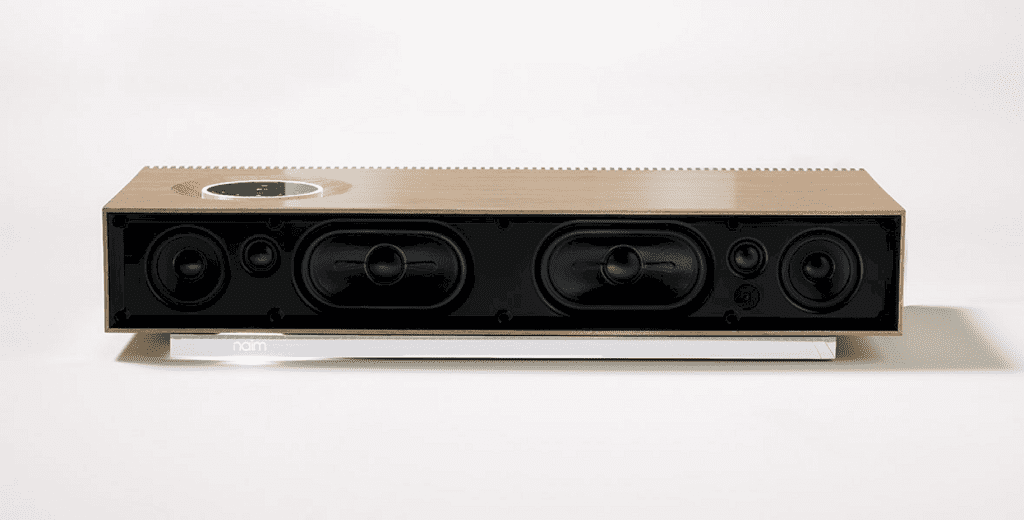 Naim Mu So Wood Edition 4