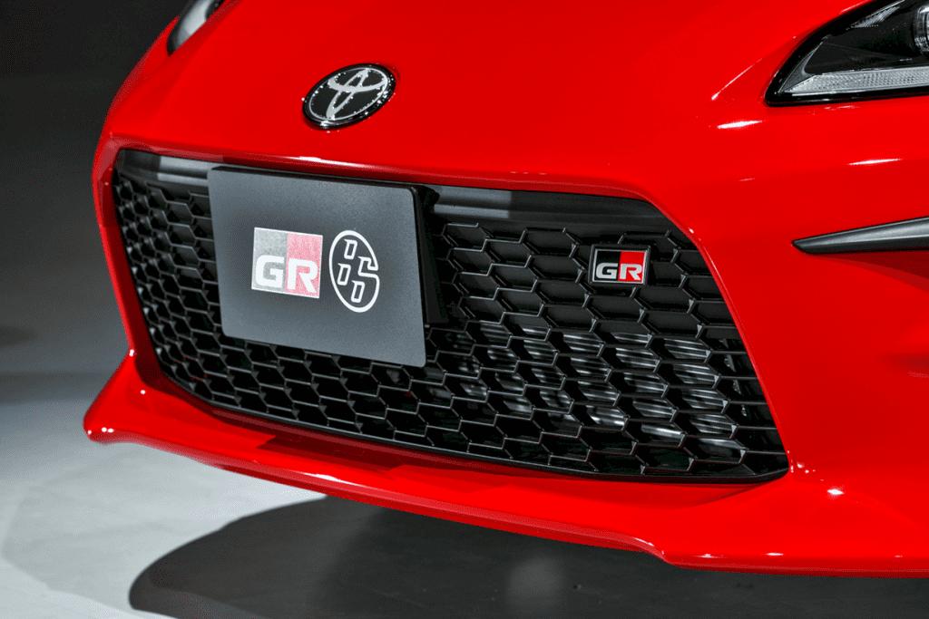 New Toyota Gr 86 5