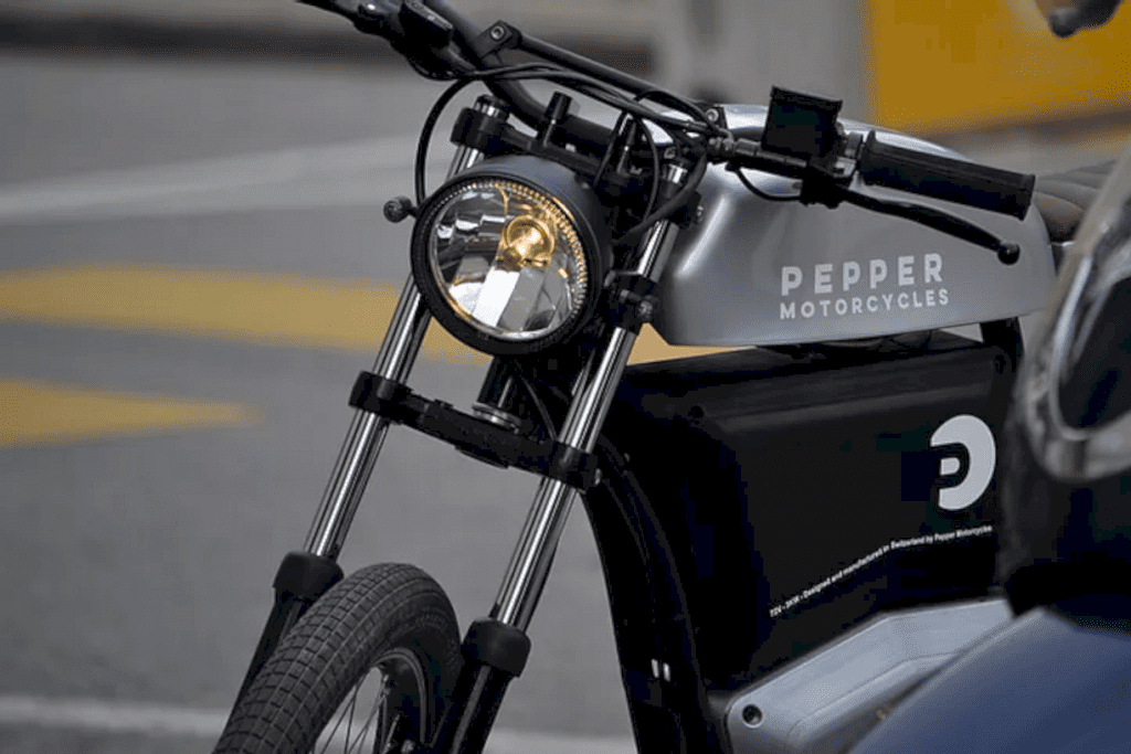Pepper Motorcycles 2
