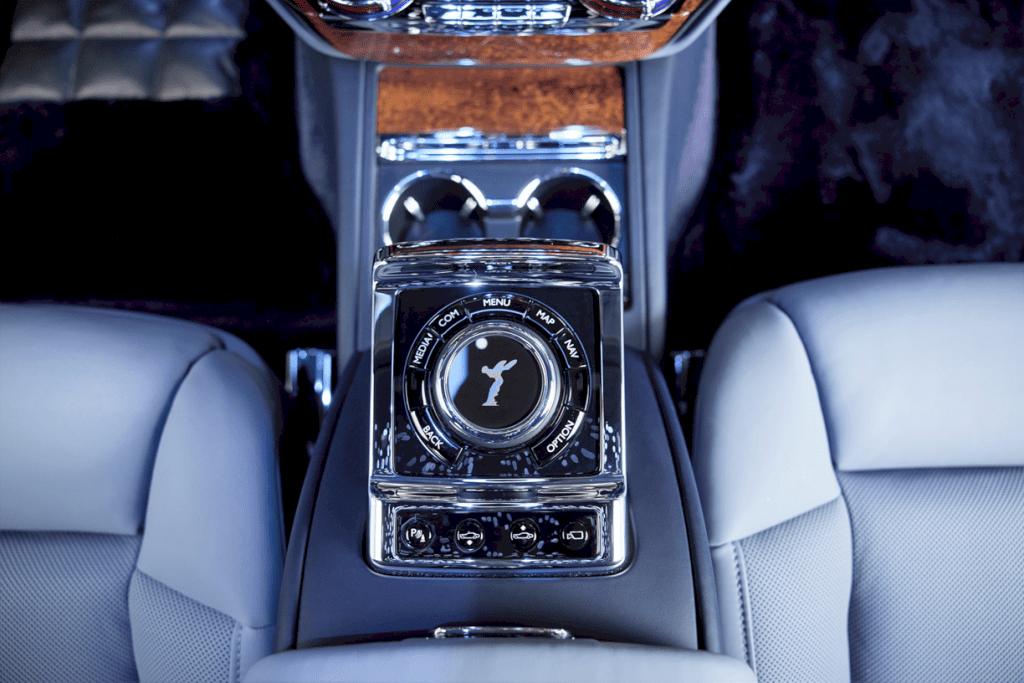 Rolls Royce Koa Phantom 1
