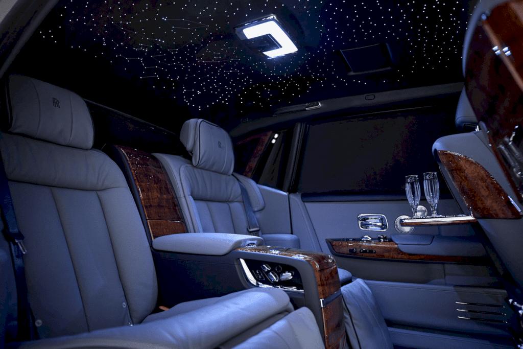 Rolls Royce Koa Phantom 4