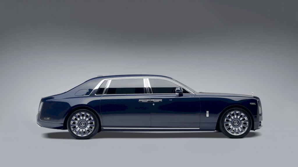 Rolls Royce Koa Phantom 6