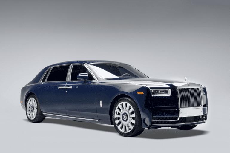Rolls Royce Koa Phantom 7