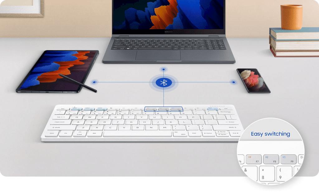 Samsung Smart Keyboard Trio 500 7