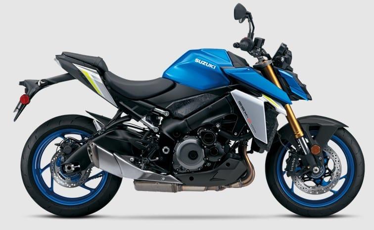 2022 Suzuki Cycles GSX S1000 (5)