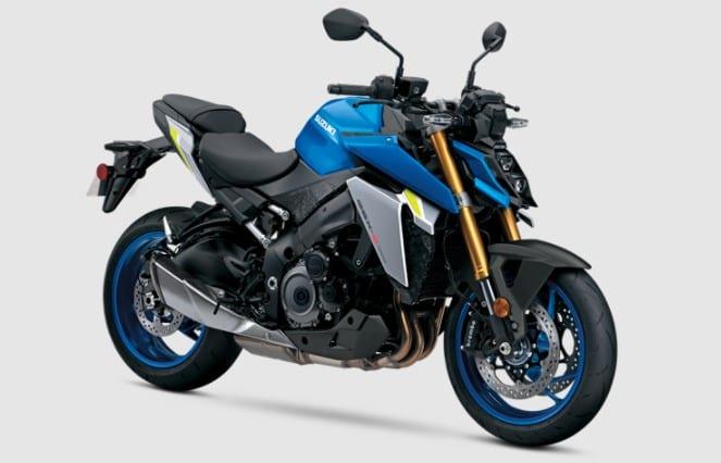 2022 Suzuki Cycles GSX S1000