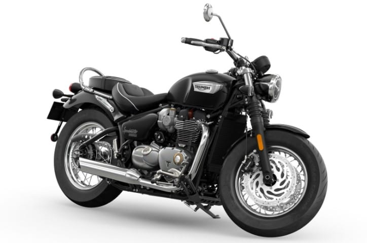 2022 Triumph Motorcycles Bonneville Speedmaster