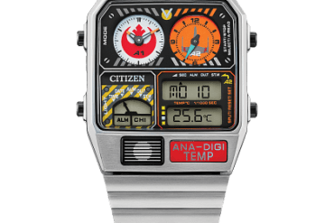 Citizen Rebel Pilot 4