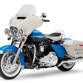 Harley Davidson Electra Glide Revival Motorcycle