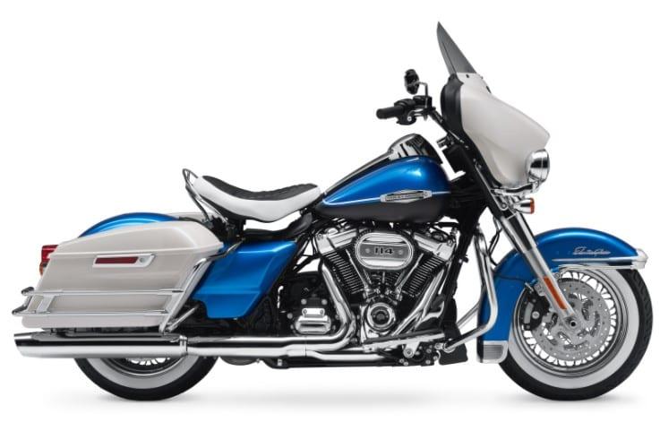 Harley Davidson Electra Glide Revival Motorcycle (3)