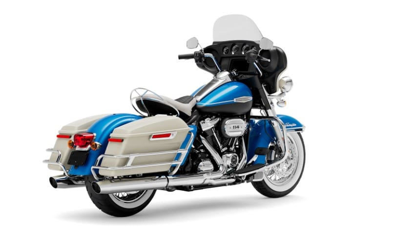 Harley Davidson Electra Glide Revival Motorcycle (4)