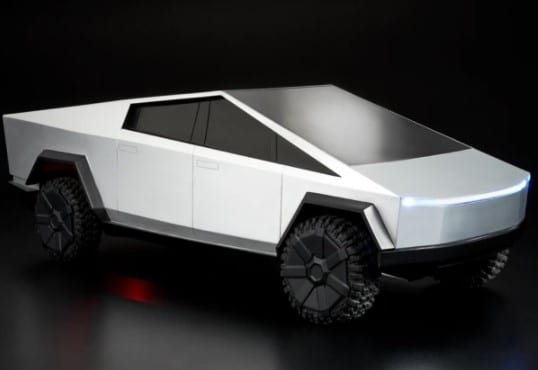 Hot Wheels® RC Cybertruck (5)
