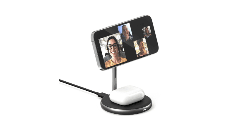 HyperJuice Magnetic Wireless Charging Stand (2)