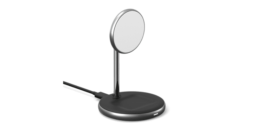 HyperJuice Magnetic Wireless Charging Stand (3)