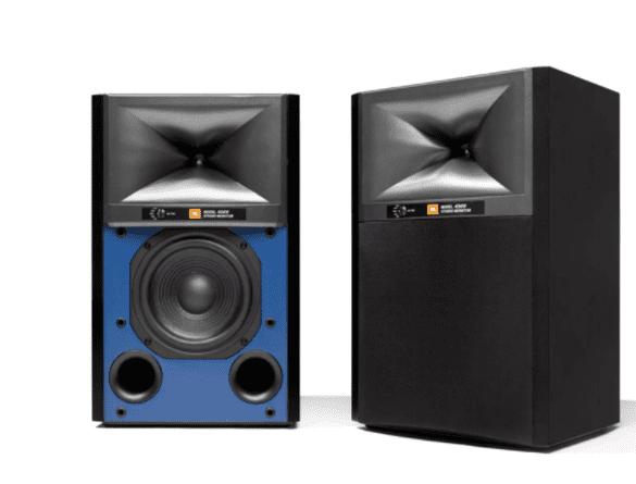Jbl Synthesis 2 Way Bookshelf Loudspeaker (4)