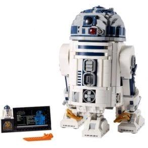 LEGO Star Wars R2 D2 75308 (1)