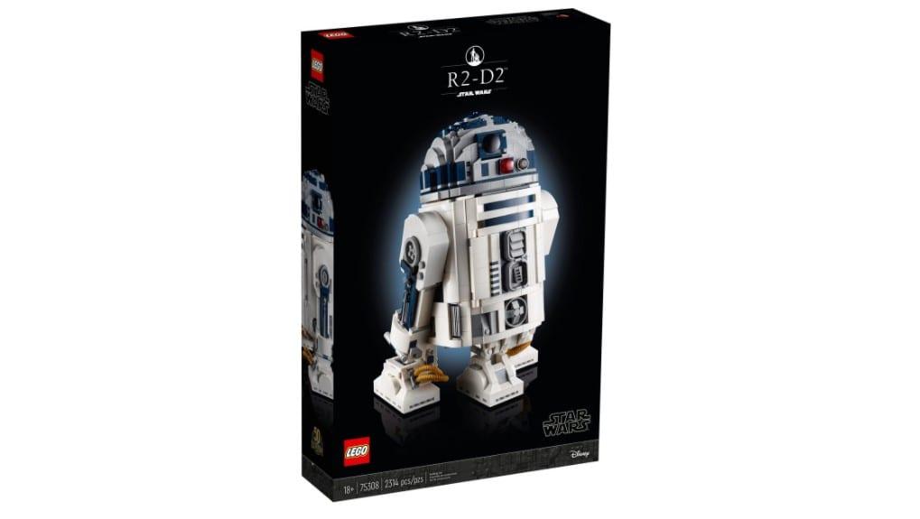 LEGO Star Wars R2 D2 75308 (2)