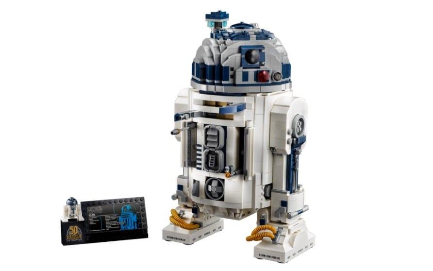 LEGO Star Wars R2 D2 75308 (3)