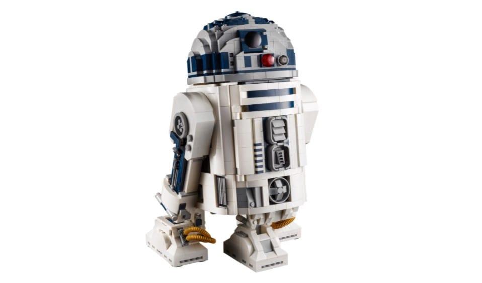 LEGO Star Wars R2 D2 75308 (5)