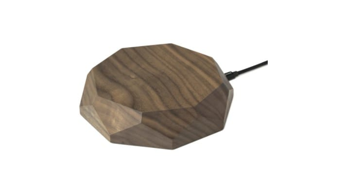 Oaky Wood QI Wireless Charger (2)