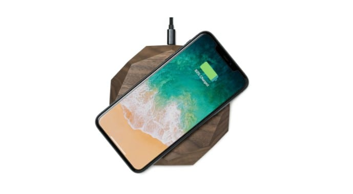 Oaky Wood QI Wireless Charger (3)