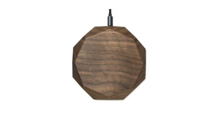 Oaky Wood QI Wireless Charger (4)
