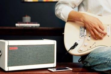 Positive Grid Spark Pearl Amplifier (4)