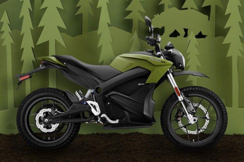 Zero Motorcycles Anniversary DSR Edition (2)