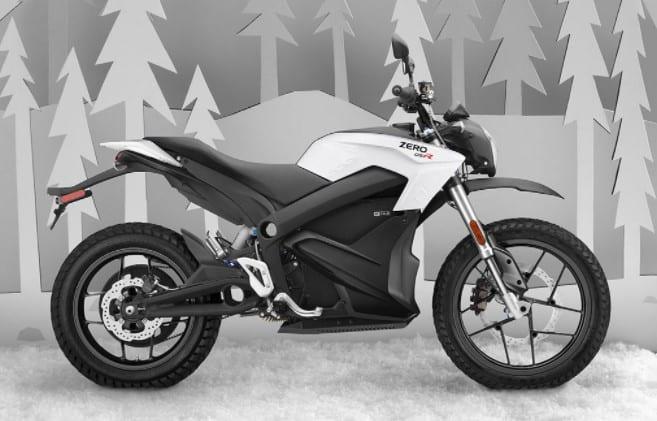 Zero Motorcycles Anniversary DSR Edition