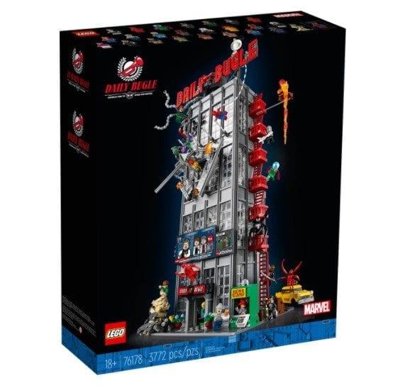 LEGO Daily Bugle 76178 (2)
