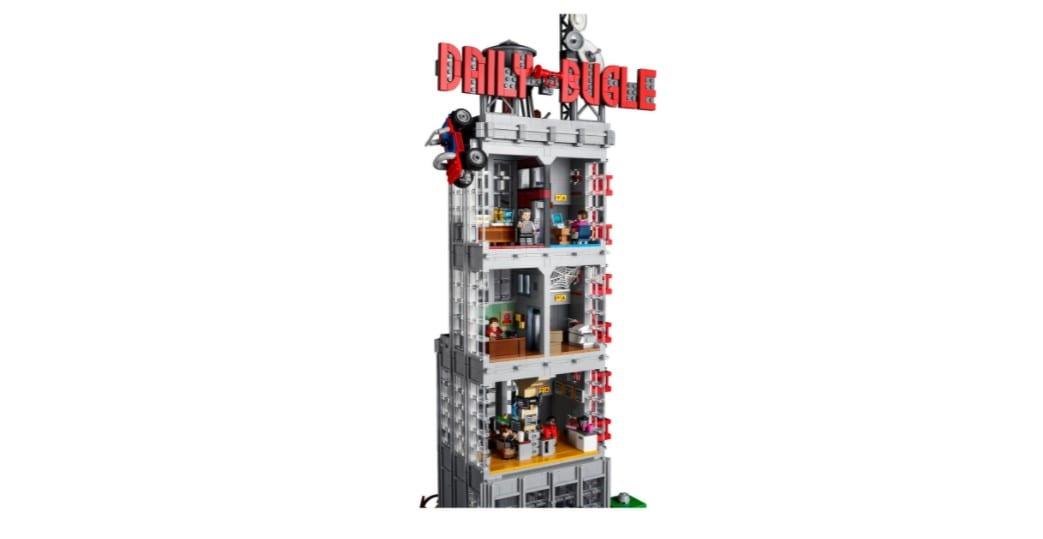 LEGO Daily Bugle 76178 (3)