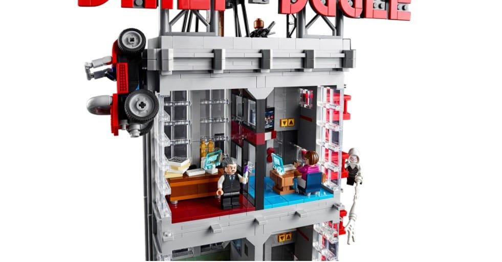 LEGO Daily Bugle 76178 (4)